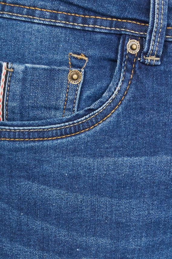 Koaj Pantalon Koaj Jean Skinny Fit 5 4/19