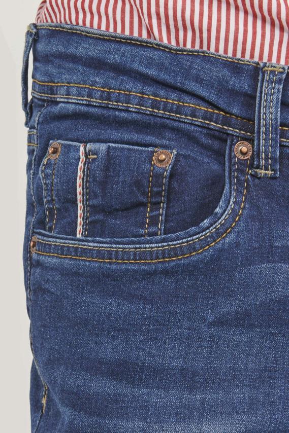Koaj Pantalon Koaj Jean Skinny Fit 6 4/19