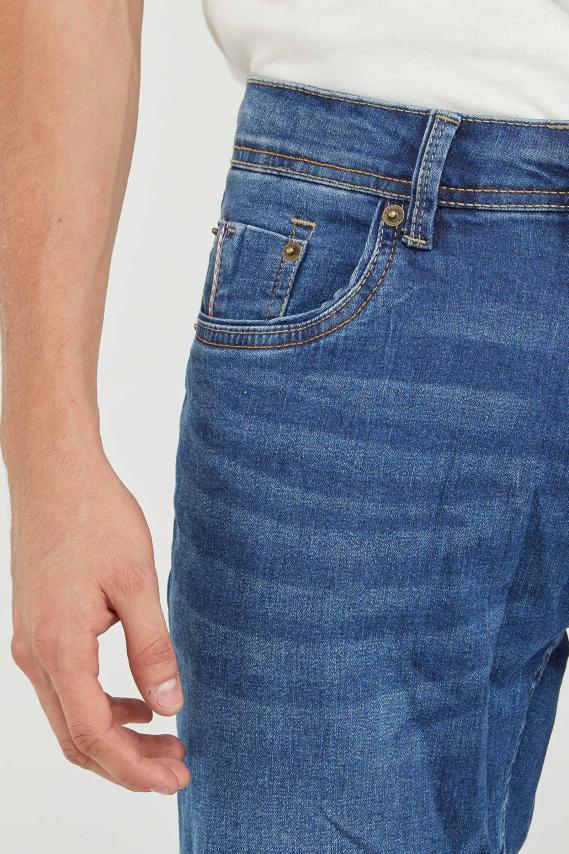 Koaj Pantalon Koaj Jean Skinny Fit 7 4/19