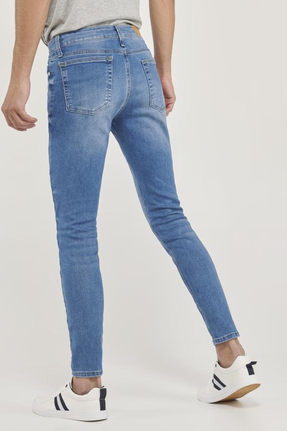 Koaj Pantalon Koaj Jean Super Skinny 45r 4/19