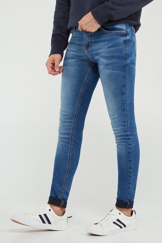 Koaj Pantalon Koaj Jean Super Skinny 47 4/19