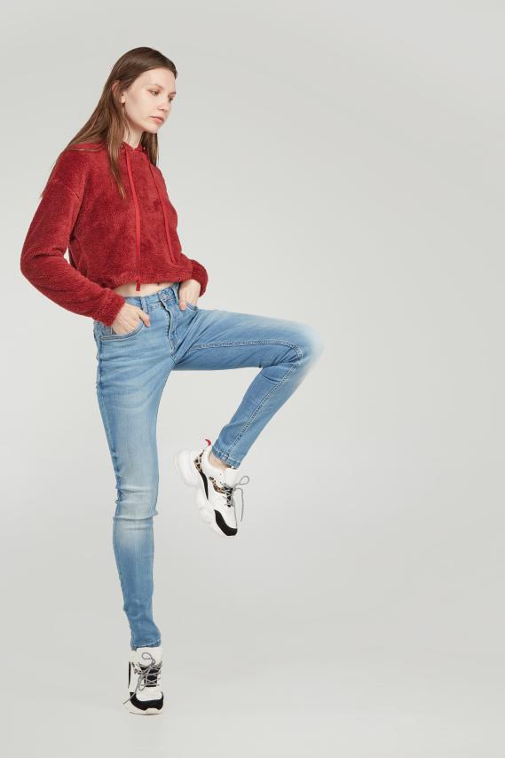 Koaj Pantalon Koaj Jean Skinny Fit 2 1/20