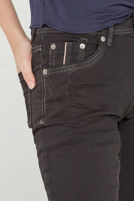 Koaj Pantalon Koaj Jean Skinny Fit 4 1/20