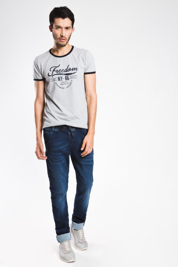 Jeanswear Pantalon Koaj Cambu 3/17