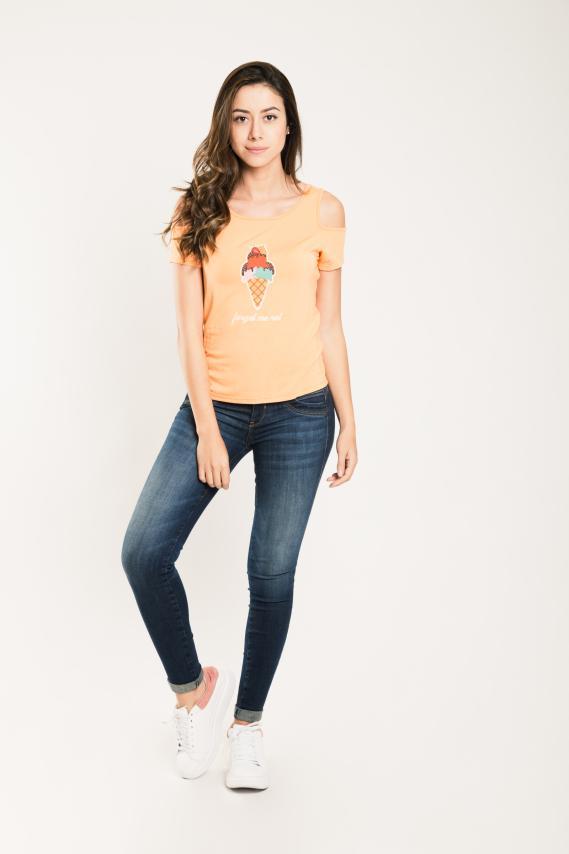 Jeanswear Camiseta Koaj Colber 1/17