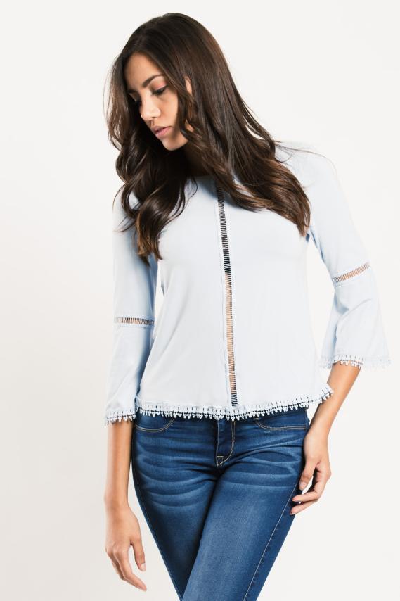 Jeanswear Blusa Koaj Martia 1/17