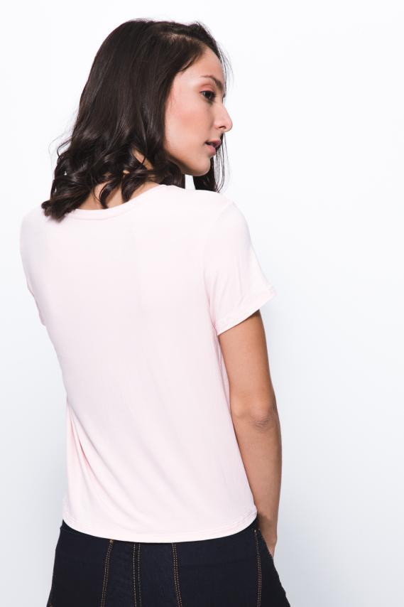 Basic Camiseta Koaj Kristyn C 1/18