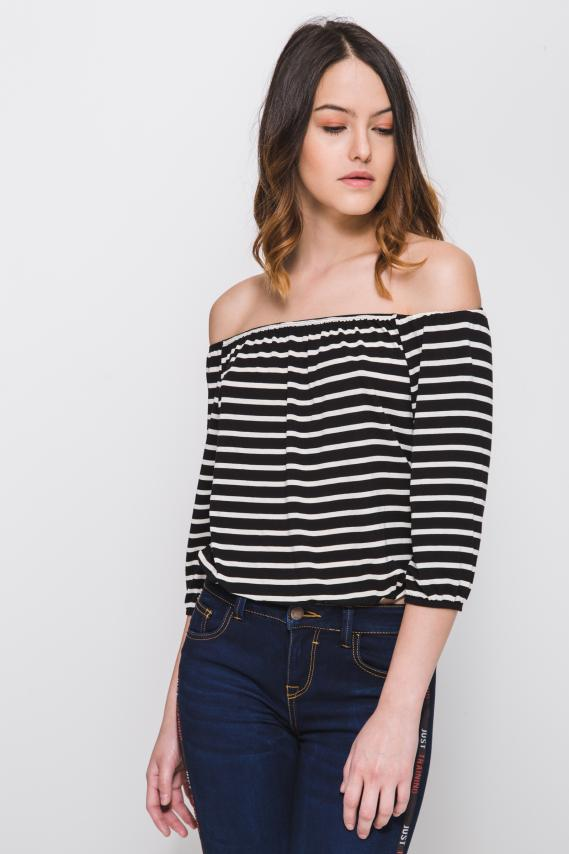 Jeanswear Blusa Koaj Toxi 1/18