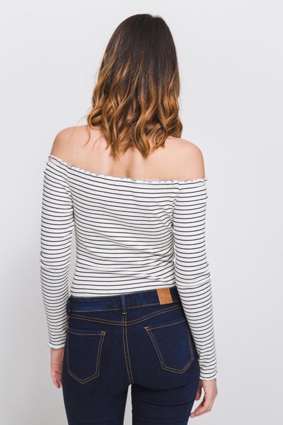 Jeanswear Blusa Koaj Byanka 1/18