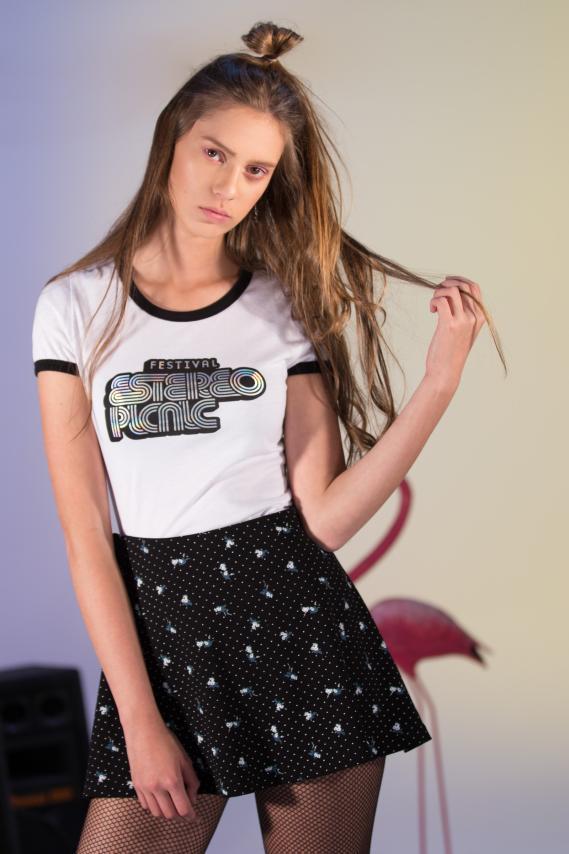Jeanswear Camiseta Koaj Milky 1/18