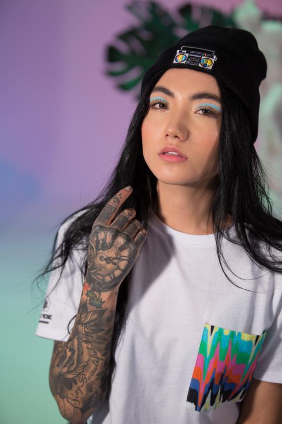 Jeanswear Camiseta Koaj Sounds 1/18