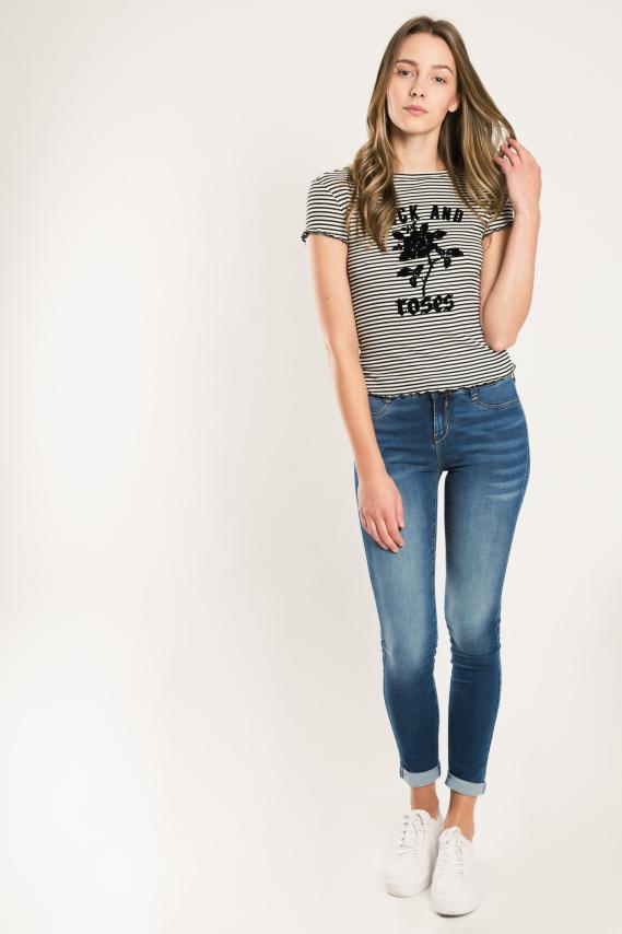 Jeanswear Camiseta Koaj Alcar 2/17