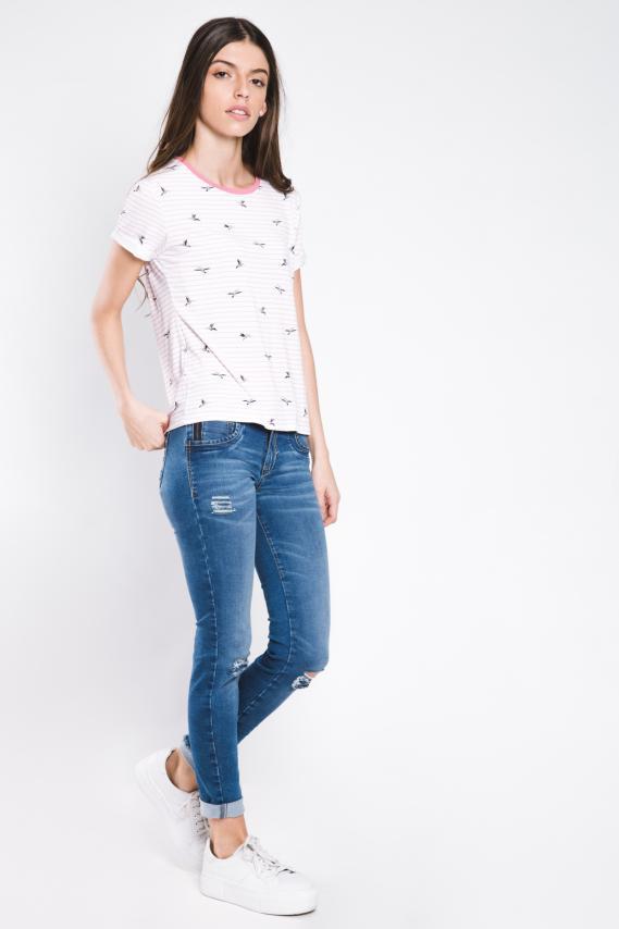 Jeanswear Camiseta Koaj Helga 2/17