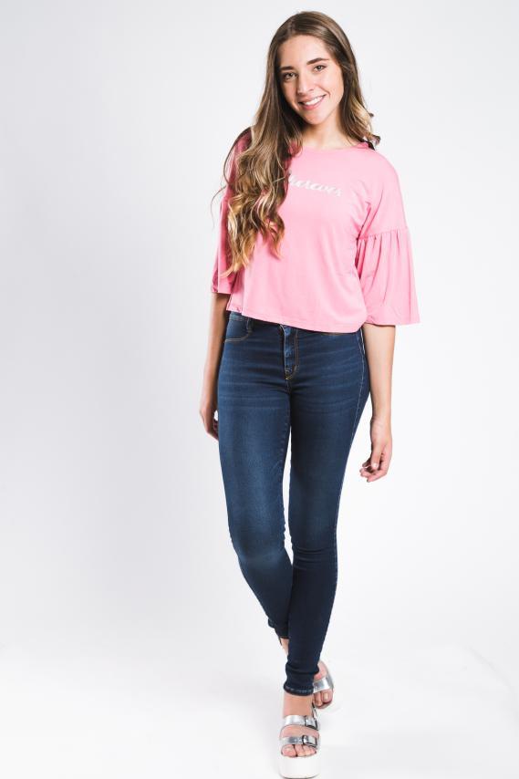 Jeanswear Blusa Koaj Apaul 2/17