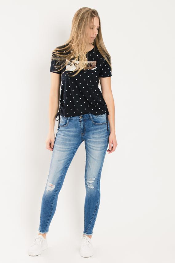 Jeanswear Blusa Koaj Shor 2/17