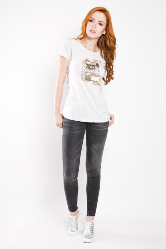 Basic Camiseta Koaj Berie 3c 2/17