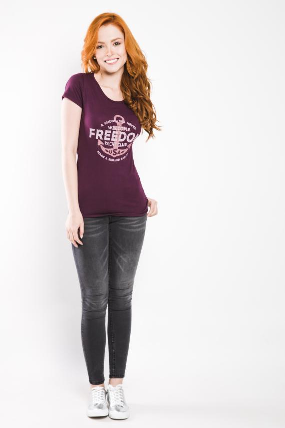 Basic Camiseta Koaj Berie 6b 2/17