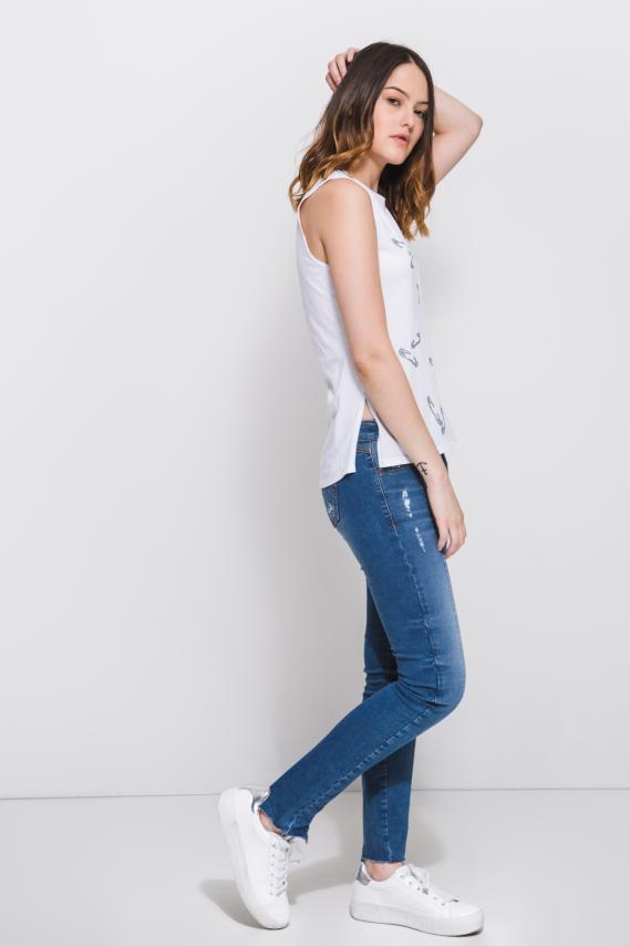 Jeanswear Camiseta Koaj Moby 1 2/18