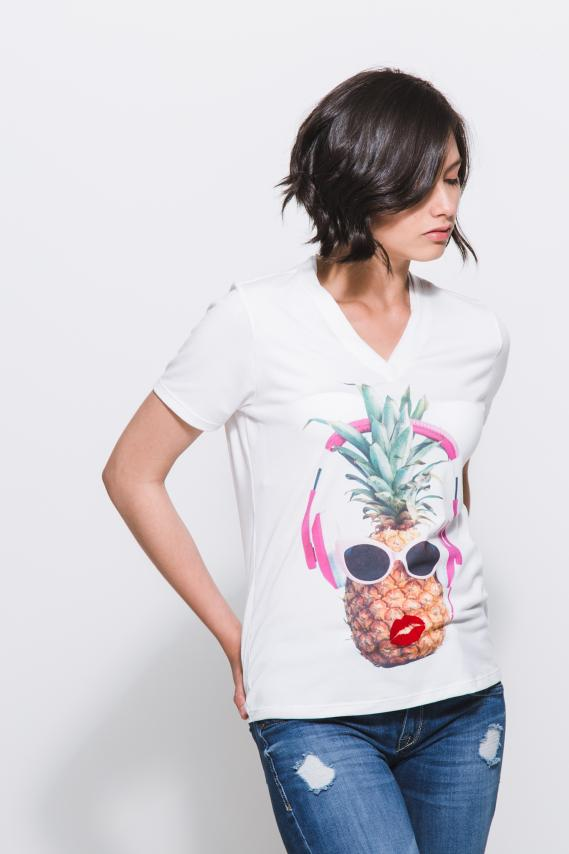Jeanswear Camiseta Koaj Glass 2/18