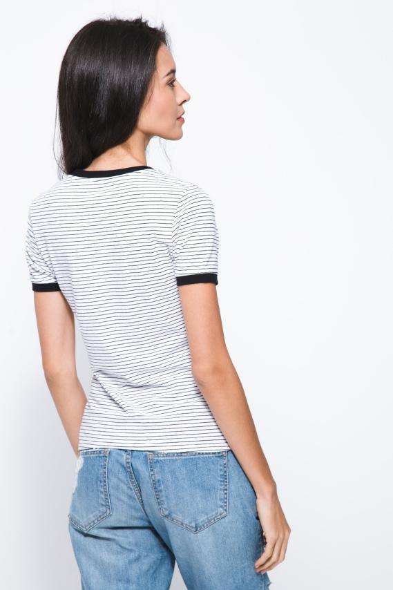 Jeanswear Camiseta Koaj Lexat 2/18