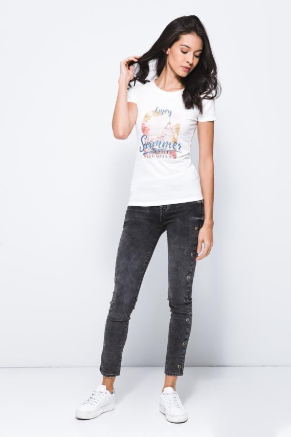 Basic Camiseta Koaj Archen V 2/18