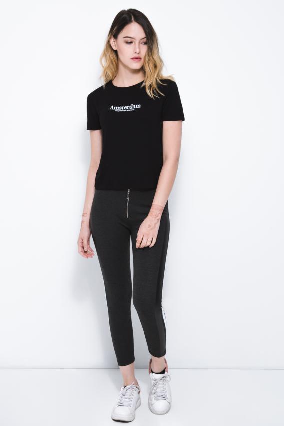 Basic Camiseta Koaj Kristyn U 2/18