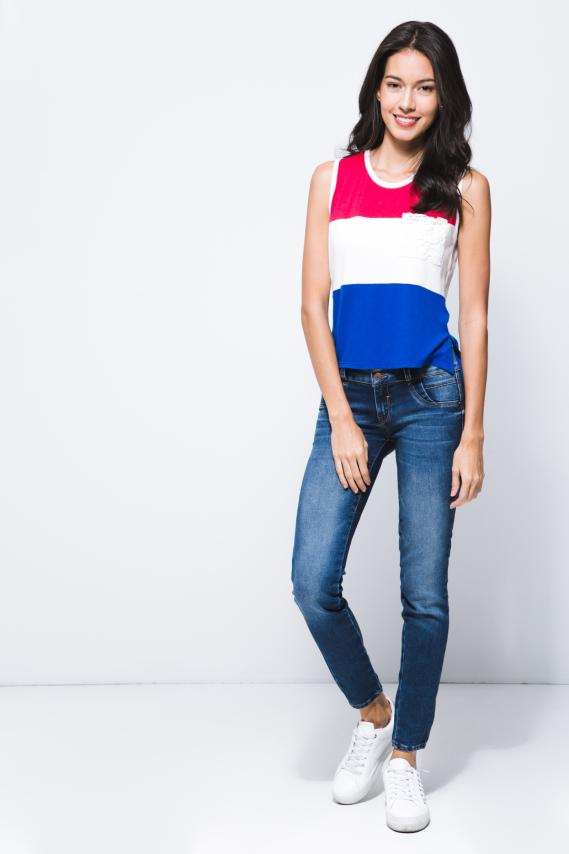 Jeanswear Blusa Koaj Stany 1 2/18