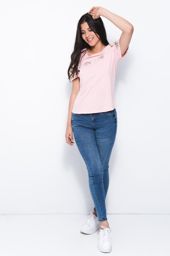 Jeanswear Blusa Koaj Wolbut 1 2/18