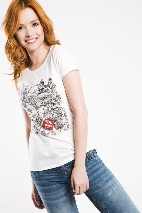 Basic Camiseta Koaj Berie 1a 3/17