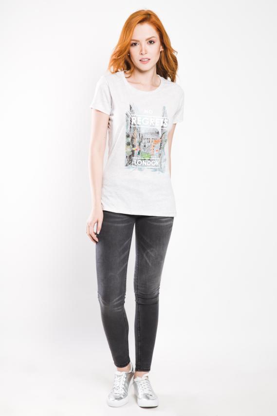 Basic Camiseta Koaj Berie 3b 3/17
