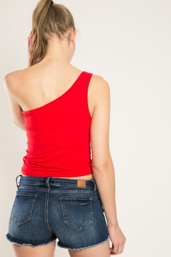 Jeanswear Blusa Koaj Abrel 3/17