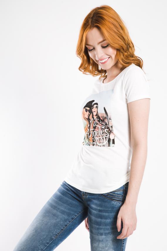Basic Camiseta Koaj Berie 1f 3/17