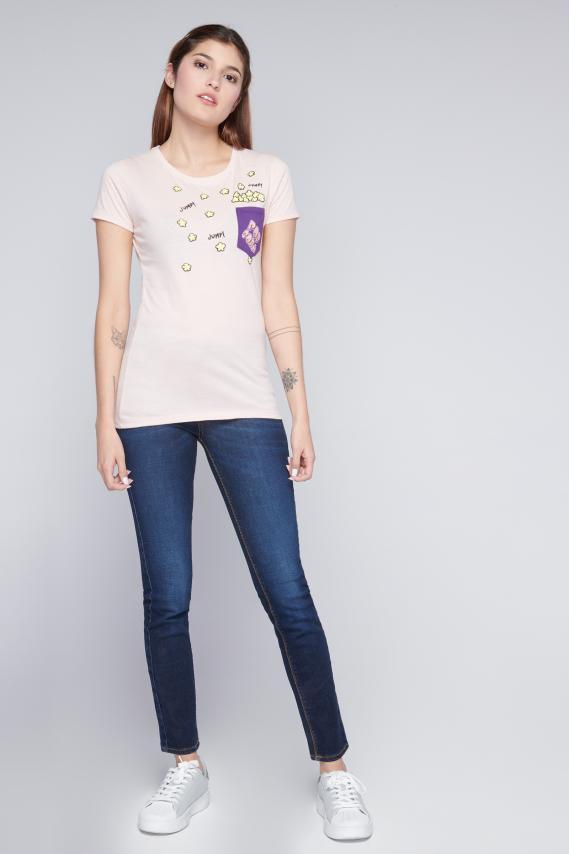 Koaj Camiseta Koaj Perkut 3/18