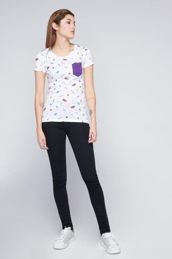 Jeanswear Camiseta Koaj Perkut 1 3/18
