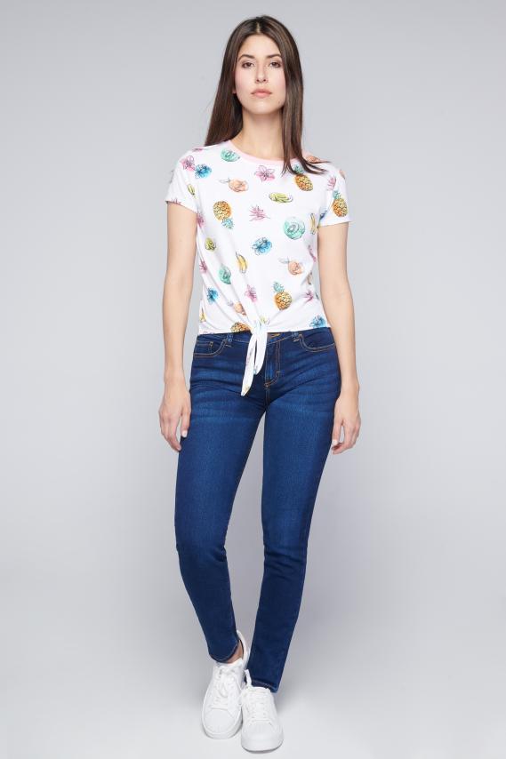 Jeanswear Blusa Koaj Samedi 4/18