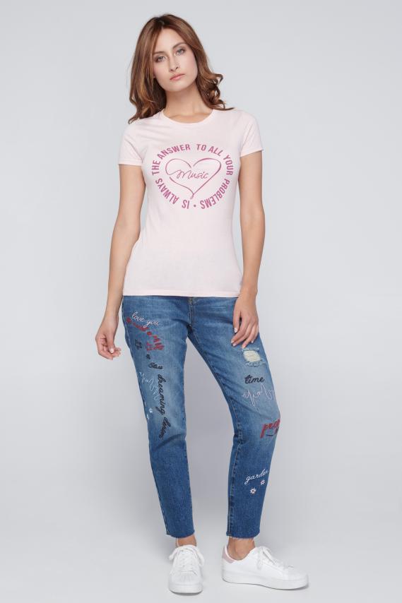 Basic Camiseta Koaj Benatar X 4/18