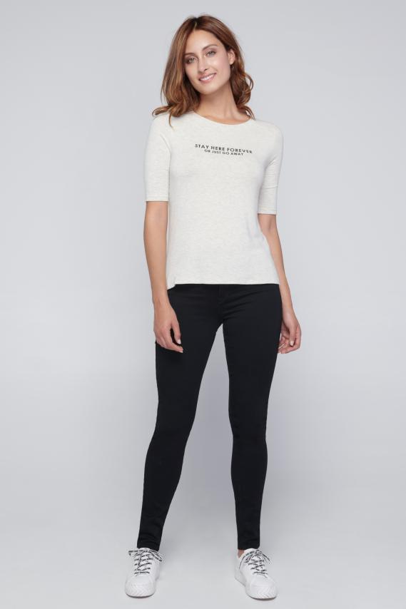 Basic Camiseta Koaj Swety O 4/18