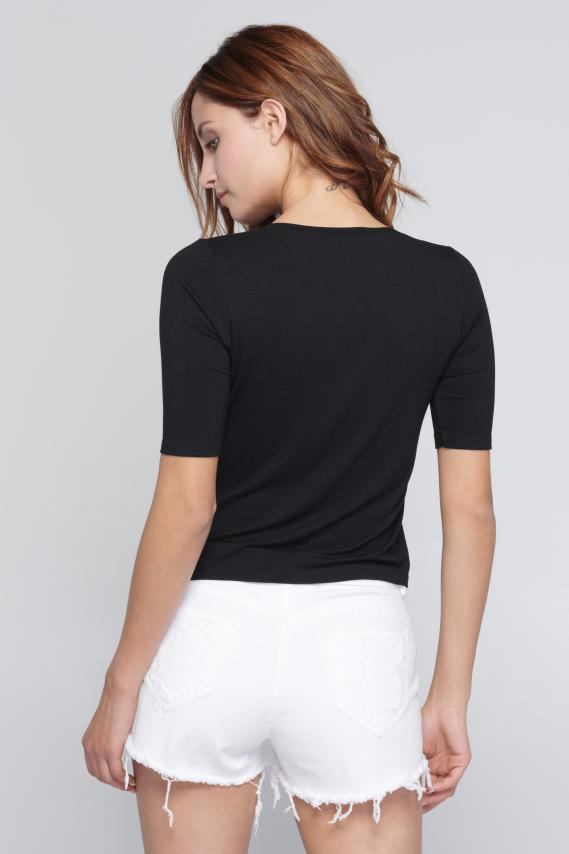 Basic Camiseta Koaj Swety R 4/18