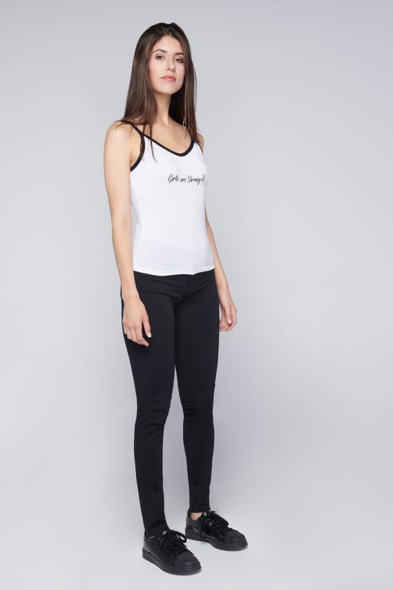 Chic Camiseta Koaj Marthiza 4/18