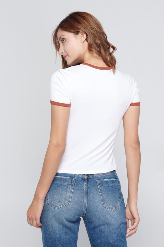 Jeanswear Camiseta Koaj Tampy 4/18