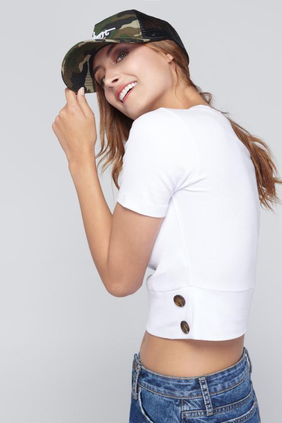 Jeanswear Camiseta Koaj Boch 4/18