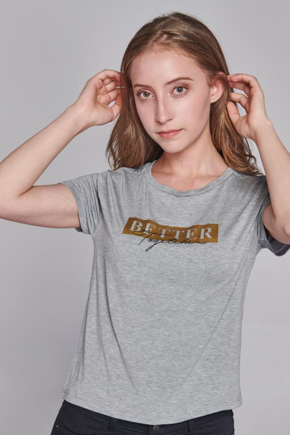 Koaj Camiseta Koaj Fleryt B 4/18