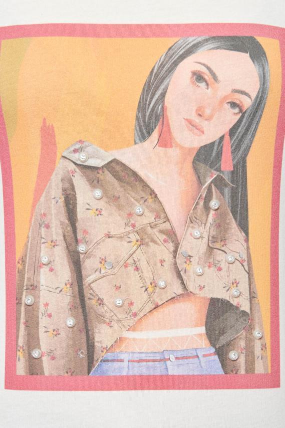 Koaj Camiseta Koaj Yumico 2/19