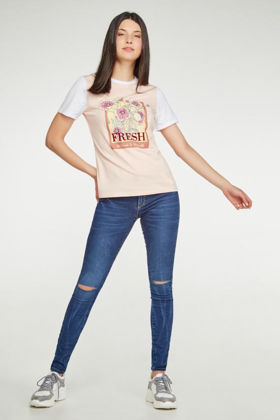 Koaj Camiseta Koaj Prunk 3/19