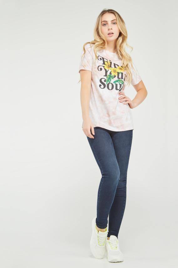 Koaj Camiseta Koaj Rainbow 3 1/20