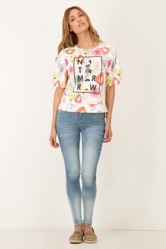 Trendy Camiseta Trendy Florine 2/16