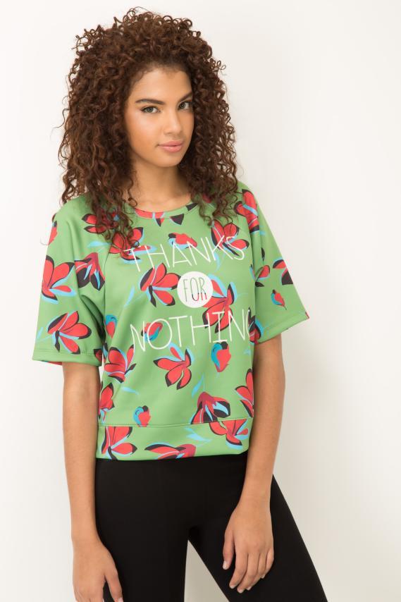 Trendy Camiseta Trendy Florine 1 2/16