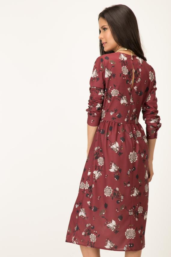 Glam Vestido Glam Sharia 1/16