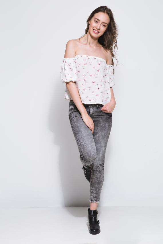 Jeanswear Blusa Koaj Noal 1/18