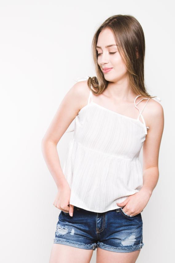 Jeanswear Blusa Koaj Myla 1 1/18
